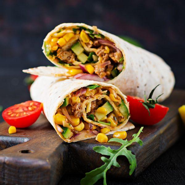 Burrito Chilli con Carne 400g